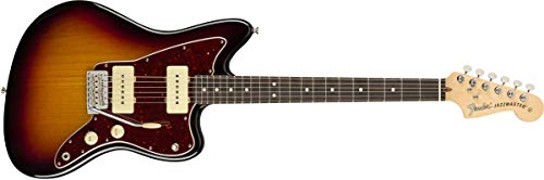 Fender American Performer Jazzmaster - 3-tone Sunburst w/Rosewood Fingerboard 3 Tone Sunburst Rosewood Fingerboard