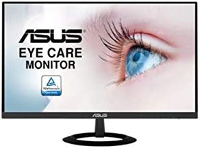"Asus VZ279HE 27"" Full HD 1080P IPS Eye Care Monitor with HDMI and VGA, Black"