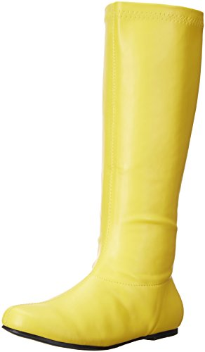 Ellie Shoes Women's 106-Avenge Boot, Yellow, 10 M US -