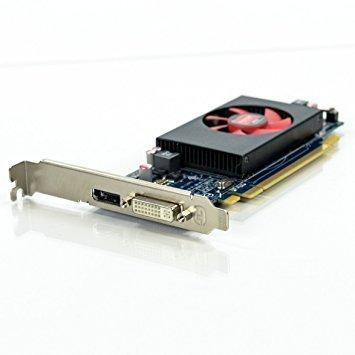 AMD Radeon HD 8490 1GB DDR3 PCIe x16 DVI DisplayPort Graphics Video Card Dell J53GJ High Profile ()