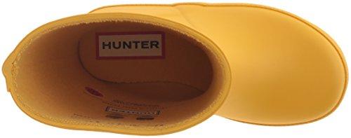 Hunter Wellies infantile Premier classique en caoutchouc Wellington Bottes - Lumière du soleil