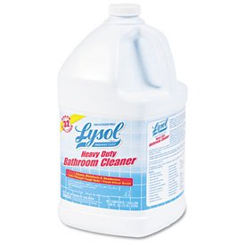 Lysol Professional Disinfectant Heavy Duty Bathroom Cleaner Kitchen Dining