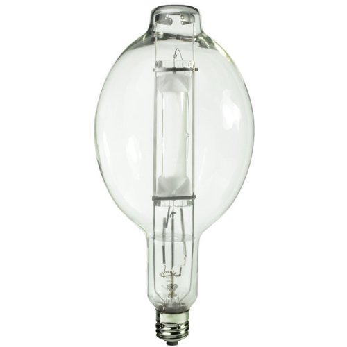 Plusrite 1030 1500W BT56 Metal Halide Unprotected Arc Tube 4200K ANSI M48/E Universal - Bt56 Shape