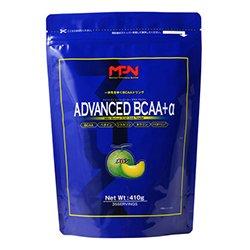MPN エムピーエヌ Advanced BCAA + α メロン 410g B07CSJN2BC