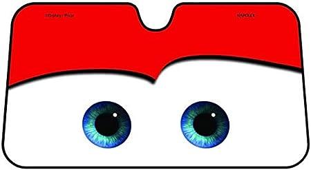 Verde DDD1234 Parasole Parasole Cartoon Big Eyes Pixar Cars Lightning Front Car Parabrezza 4 Colori 130CMx70CM