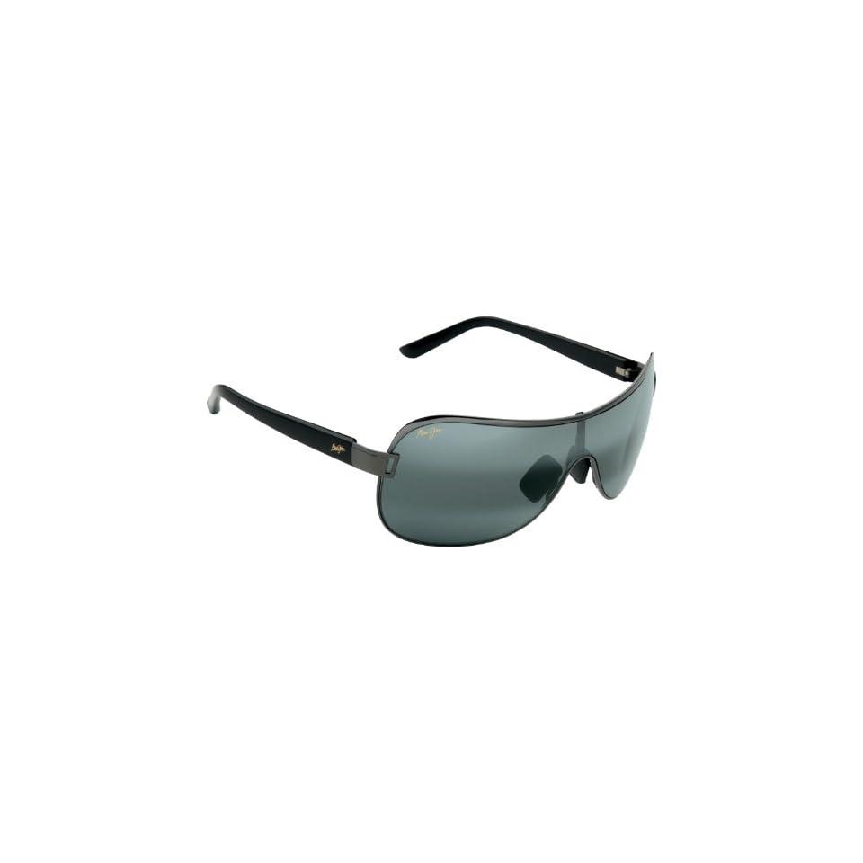 Maui Jim Maka 513 Sunglasses, Gunmetal / Grey Lens, Sunglasses
