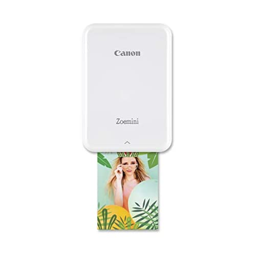 chollos oferta descuentos barato Canon Zoemini Pv 123 Mini Impresora Bluetooth USB 314 x 600 PPP Canon Mini Print Color Blanco