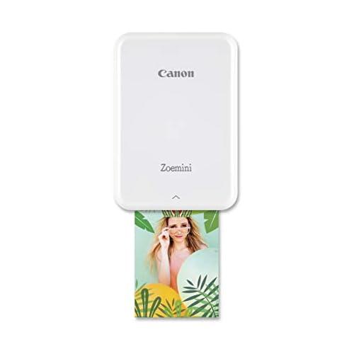 chollos oferta descuentos barato Canon Zoemini Pv 123 Mini Impresora Bluetooth USB 314 x 600 PPP Canon Mini Print Color Blanco