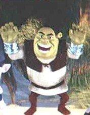 Mcdonalds Toy Figure - McDonalds Happy Meal Shrek Forever After Shrek Figure Toy #3