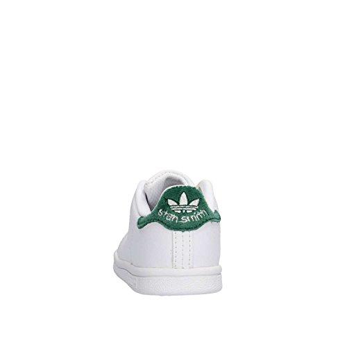 Veruni Bianco Unisex Stan adidas Ftwbla Smith i Ftwbla Bimbi Sneaker ZHwqpRz