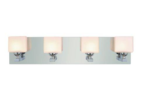 Trans Globe Lighting 2694 PC Indoor  Vienna 22.375'' Vanity Bar, Polished Chrome by Trans Globe Lighting (Image #1)
