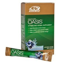 Advocare Oasis Vitamin and Herbal Supplement (Blueberry Splash Flavor) Review