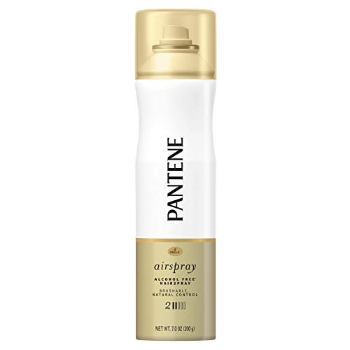 Spray Free Alcohol Hair - Pantene Pro-V Hair Spray 7 Oz