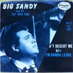 Don'T Desert Me / I'M Gonna Leave (Big Sandy And The Fly Rite Trio)