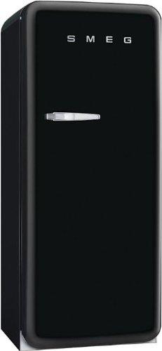 Smeg CVB20LNE, 223 kWh/year, A+, 40 Db, Negro, 1510 mm, 600 mm - Congelador