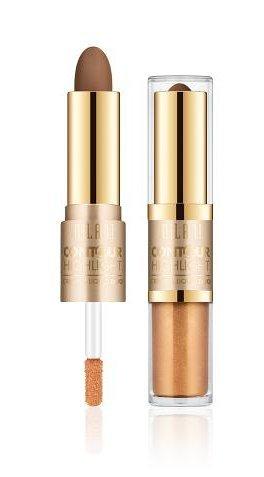 Milani Contour & Highlight Cream Stick & Liquid Duo 05 / Dar