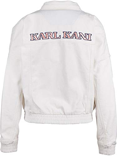 Giacca Kani Retro W Karl White Jeans tzYvwwq