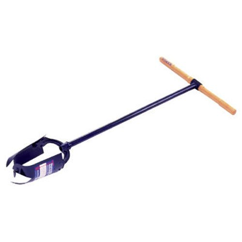 Hand Auger - Seymour 21306 AU-S6 Iwan Auger with Hardwood Handle, 6