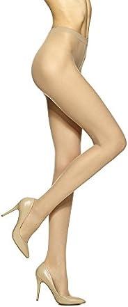 No Nonsense Women's Sheer To Waist Sheer Toe Hos