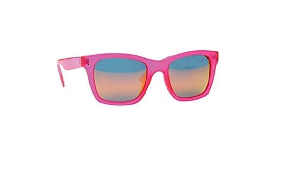 INVU gafas de sol polarizadas K 2421 B Rosa Transparente Lentes ...