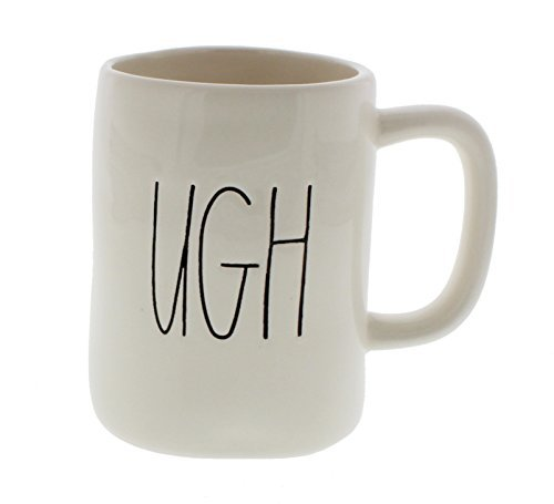 Rae Dunn UGH Ceramic Coffee Mug