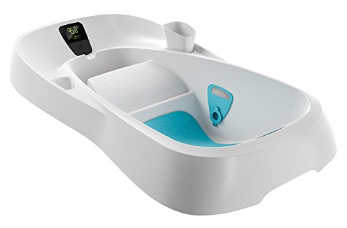 4Moms Infant Tub, White - 4 Moms Clean Water Infant Tub