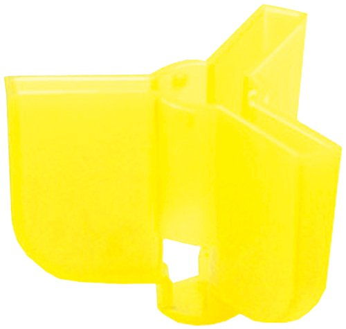 Owner 5112-140 Treble Hooks, 11-Pack, Large Yellow Safety Caps ()