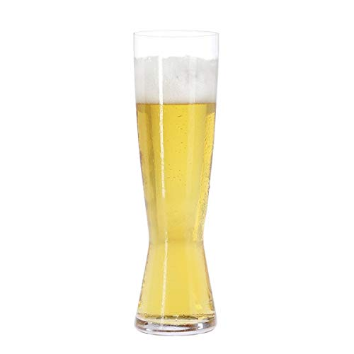 Spiegelau 4991970 Classics Pilsner Beer Glasses (Set of 4), Clear