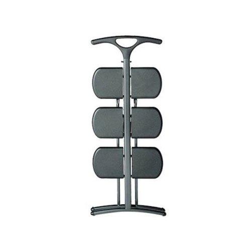 17 opinioni per Kartell 700048 Tiramisù- Scaletta pieghevole Colore: Grigio metallizzato