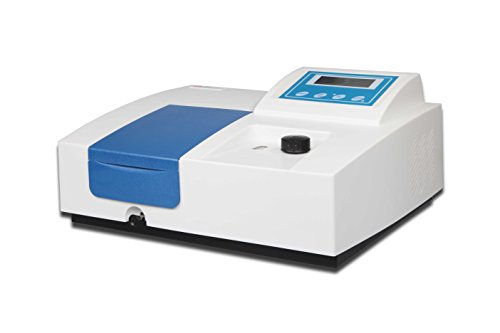 722G 5nm Visible Spectrophotometer 325-1000 nm LCD Display Lab Analysis Equipment with CE by YUCHENG TECH