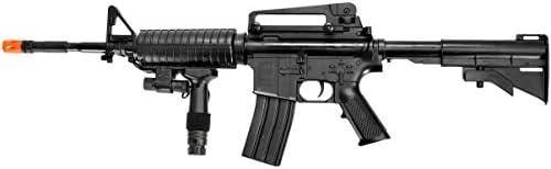 UKARMS P1158CA Spring Airsoft Rifle M4A1 Carbine M4 AR15 AR-15 Assault Rifle