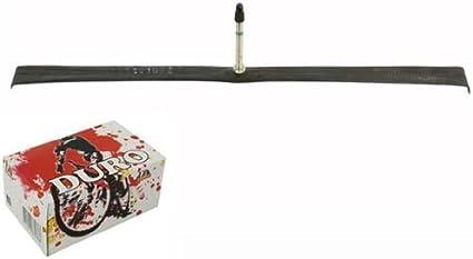 Tube Duro 650 x 23c//26c 60mm Standard Presta//Valve.650 bike tube 250618