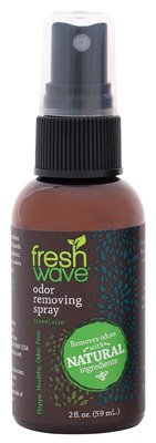 Fresh Wave/Omi Industries 017 Fresh Wave 2-oz. Travel Spray
