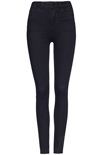 Vita blue Skinny Jeans Regular Blu Donna Find 7YPEqxw5