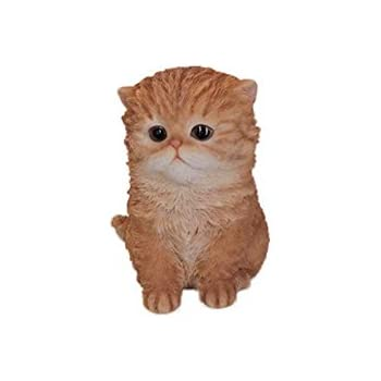 amazon com hi line gift ltd persian cat statue home kitchen