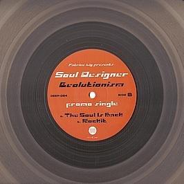 Soul Designer / Evolutionism Sampler (Clear (Designer Sampler)