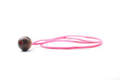 Ohmmmmm Yoga Mat Tie (Bumble Gum Pink, Regular)
