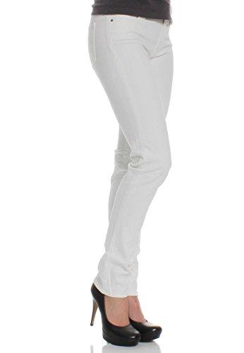 Blanc Levi'sJeans Femme Levi'sJeans Femme Weiß Blanc YIyb76vfg