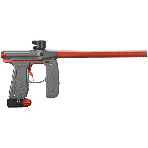 Empire Paintball Mini GS Marker, Grey/Orange