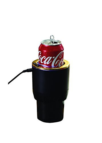 Smart Car Cup Warmer and Cooler (Black) ()