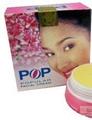 POP Popular Facial Whitening Cream Skin Acne Darkspot Moisturizer 0.14oz/each by POP Beauty
