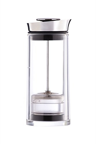 best single cup coffee maker: it's american press coffee and tea maker, 12 oz