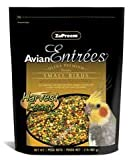 Zupreem Avian Entrees Harvest Feast for Small Bird, 2-Pound, My Pet Supplies