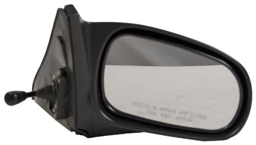 OE Replacement Honda Civic Passenger Side Mirror Outside Rear View (Partslink Number - Mirror 00 Civic Honda