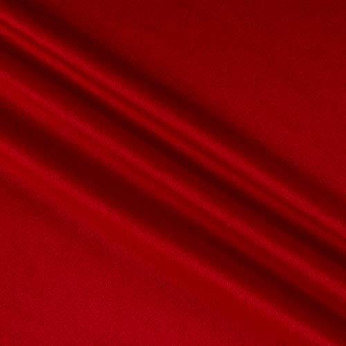 (Plastex Fabrics Alpine Upholstery Velvet Red)
