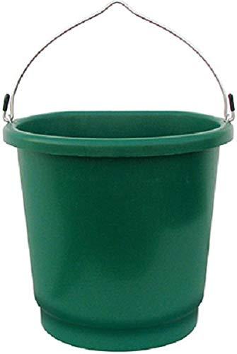 Farm Innovators FB-80 3 Gallon Heated Flat Back Buckets - Quantity 3 by Farm Innovators (Image #2)