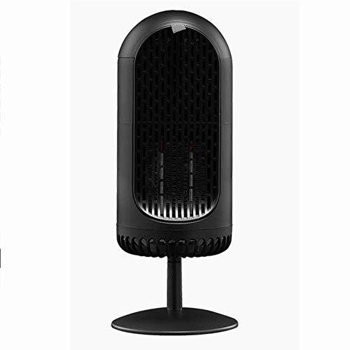 CARWORD 3 En 1 Mini Calentador Eléctrico con Humidificador De Escritorio Frío Ventilador De Invierno Calefacción Máquina...