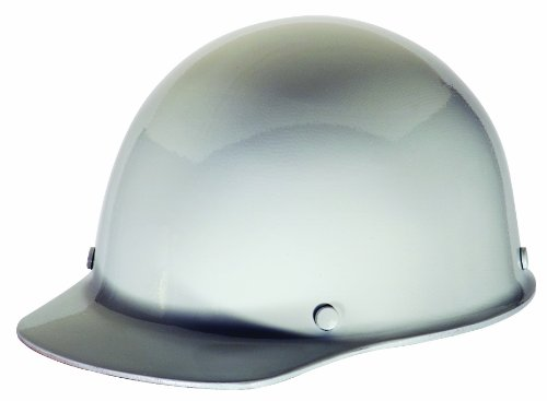 Msa Safety 475396 Skullgard Cap Hard Hat With Fast Track Suspension White