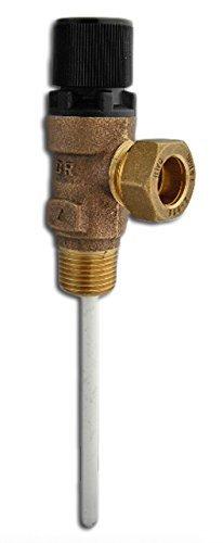 MTS Ariston 969046 Spare Temperature & Pressure Relief Valve