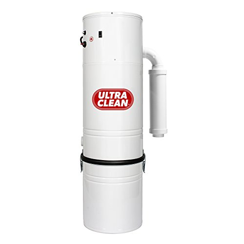 All Steel Canadian Made Top Quality Central Vacuum Ultra Clean Power Unit 7,500 Sq. Foot Homes
